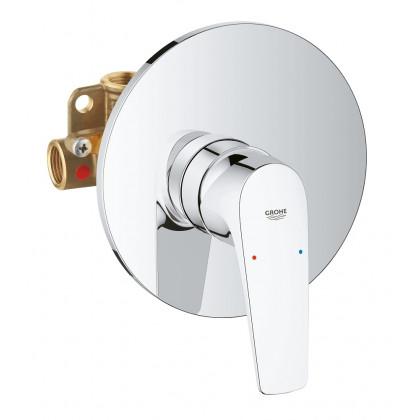 Grohe BauFlow falsík alatti egykaros zuhanycsaptelep 29112000