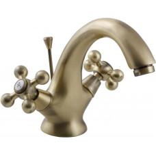 Stilo mosdó csaptelep 522D bronz