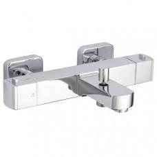 Teka Formentera termosztátos kádtöltő csaptelep zuhanyszett nélkül 621010200