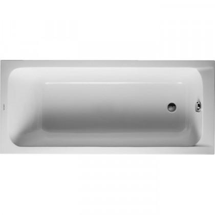 Duravit D-Code Egyenes fürdőkád 160x70 cm 700096