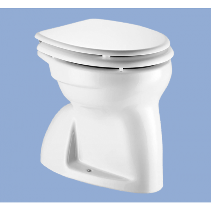 Alföldi Bázis laposöblítésű alsó kifolyású gyerek-WC  4004 00 01